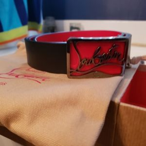 Christian Louboutin belt
